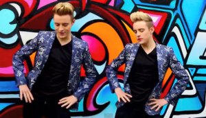 "Jedward ""Everyday Superstar"". Photo : YouTube"