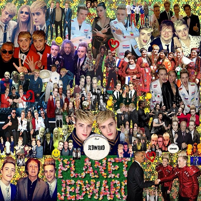 Jedward & friends