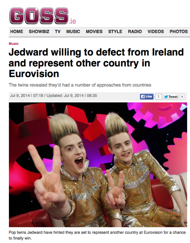 Jedward Willing to defect1