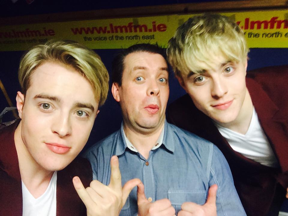 john and edward on LMFM2