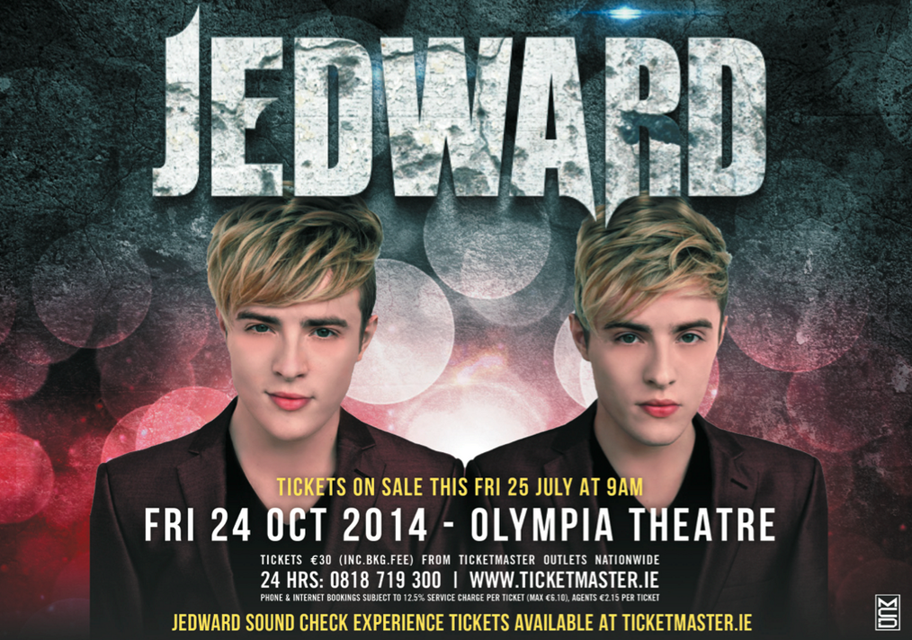 Jedward Billboard