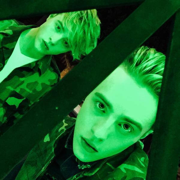 green jeds